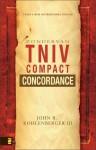 The Zondervan TNIV Compact Concordance - John R. Kohlenberger III