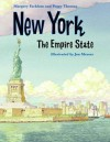 New York The Empire State - Margery Facklam, Peggy Thomas