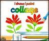 I Draw, I Paint: Collage (I Draw, I Paint) - Antonella Fontana, Isidro Sánchez, Jordi Sabat