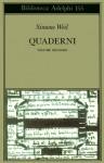 Quaderni Vol. II - Simone Weil, Giancarlo Gaeta