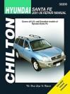 Hyundai Santa Fe 2001-06 Repair Manual - Tim Imhoff