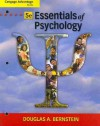 Cengage Advantage Books: Essentials of Psychology - Douglas A. Bernstein