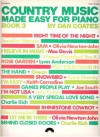 Country Music Made Easy For Piano (Book 3) - Dan Coates, Tom Debrecht