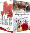 Perfectly Matched: ...and the rest of the Matchmaking Chef Books - Maddie James