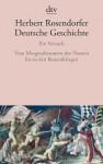 Vom Morgendämmern der Neuzeit bis zu den Bauernkriegen - Herbert Rosendorfer
