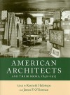 American Architects and Their Books, 1840-1915 - Kenneth Hafertepe, James F. O'Gorman