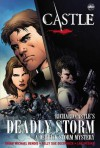 Deadly Storm (Derrick Storm, #1) - Brian Michael Bendis, Kelly Sue DeConnick, Lan Medina, Richard Castle
