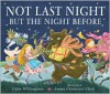 Not Last Night But the Night Before - Colin McNaughton, Emma Chichester Clark