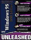 Paul McFedries' Windows 95 Unleashed, Professional Reference [With Contains an Assortment of Third-Party Tools...] - Paul McFedries