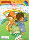 Rainbow Brite: Meet the Color Kids - Dawn Sawyer, Jeff Albrecht