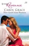 Their Greek Island Reunion - Carol Grace