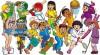 Sport Kids! Bulletin Board - NOT A BOOK