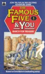 The Famous Five and You Search for Treasure No. 1 - Mary Danby