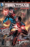 Teen Titans (2011- ) Annual  #2 - Scott Lobdell, Scott McDaniel, Barry Kitson, Jesús Merino