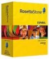 Rosetta Stone Version 3 Spanish (Spain) Level 1,2,3,4 & 5 set with Audio Companion - Rosetta Stone