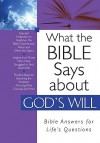 What the Bible Says about God's Will - Christopher D. Hudson