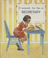 I Want to Be a Secretary - Eugene Baker, Frances Eckart