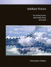 Sublime Voices: The Fictional Science and Scientific Fiction of Abe Kobo - Christopher Bolton