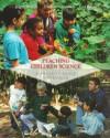 Teaching Children Science: A Project Based Approach - Joseph S. Krajcik, Carl Berger, Charlene M. Czerniak