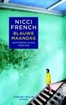 Blauwe maandag - Nicci French, Irving Pardoen