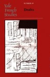 Yale French Studies, Number 89: Drafts - Michel Contat, Michel Contat, Denis Hollier