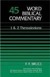 1 & 2 Thessalonians - F.F. Bruce