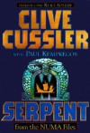 Serpent: A Kurt Austin Adventure (The Numa Files) - Clive Cussler, Paul Kemprecos