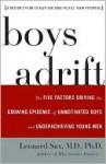 Boys Adrift - Leonard Sax