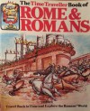 Time Traveller Book of Rome and Romans (Time Traveller Books) - Heather Amery, P. Vanage