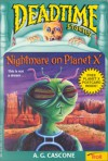 Nightmare on Planet X - A.G. Cascone