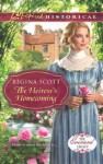 The Heiress's Homecoming (Mills & Boon Love Inspired Historical) (The Everard Legacy - Book 4) - Regina Scott