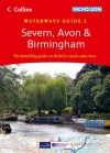 Severn, Avon & Birmingham: Waterways Guide 2 - Collins UK, Collins UK