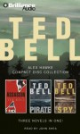 Ted Bell Alex Hawke CD Collection: Assassin, Pirate, Spy (Hawke Series) - Ted Bell, John Shea