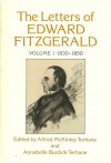 Letters of Edward Fitzgerald, Complete in four Volumes - Edward FitzGerald, Alfred McKinley Terhune