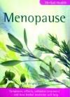 Menopause (Herbal Health) - Jill Wright