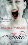 My Soul To Take (Soul Screamers) - Rachel Vincent