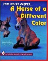 Tom Wolfe Carves a Horse of a Different Color - Tom Wolfe, Douglas Congdon-Martin