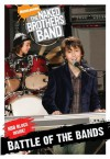 Battle of the Bands (Naked Brothers Band Chapter Book #2) - Michael Anthony Steele
