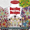 COLORING BOOK: Infinite Coloring Dazzling Designs CD and Book - NOT A BOOK