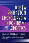 The New Princeton Encyclopedia of Poetry and Poetics - Alex Preminger, T.V.F. Brogan