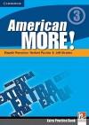 American More! Level 3 Extra Practice Book - Elspeth Rawston, Herbert Puchta, Jeff Stranks, Günter Gerngross, Christian Holzmann, Peter Lewis-Jones