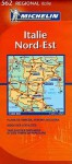 Michelin Map Italy North East Map 562 (Maps/Regional (Michelin)) - Michelin Travel Publications