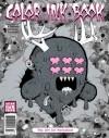 Color Ink Book Volume 10 - Buff Monster