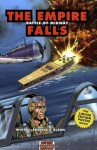 The Empire Falls: Battle of Midway (Graphic History) - Steve White, Gary Erskine, Richard Elson