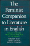 The Feminist Companion to Literature in English: Woman Writers from the Middle Ages to the Present - Virginia Blain, Isobel Grundy, Patricia Clements