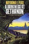 A Darkness At Sethanon (Riftwar Series) - Raymond E. Feist