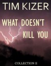 What Doesn't Kill You (A Suspense Collection) - Tim Kizer