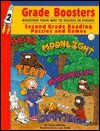 Second Grade Reading Puzzles and Games: Boosting Your Way to Success in School - Susan Williams