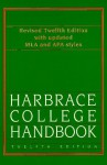 Harbrace College Handbook - Suzanne Webb