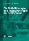 Die Notfalltherapie Und Intensivtherapie Bei Schlaganfall - S. Schwab